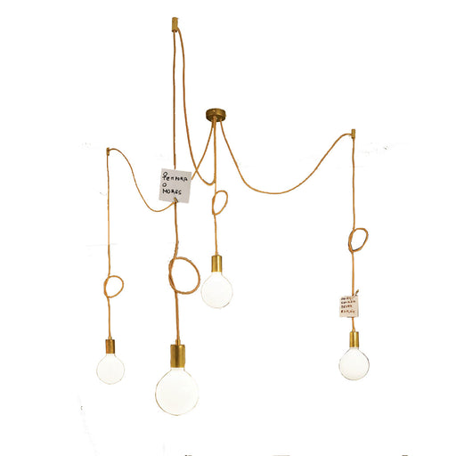 Idea 10/S4 Suspension lamp from Vesoi | Modern Lighting + Decor