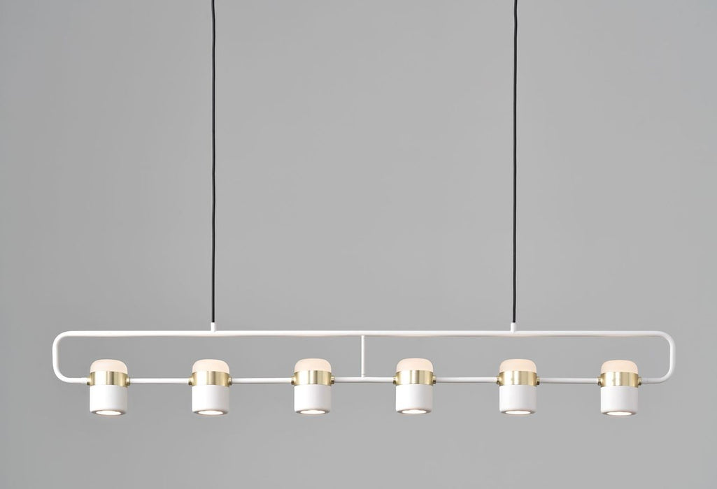 Ling Linear Suspension from Seed Design | Modern Lighting + Decor