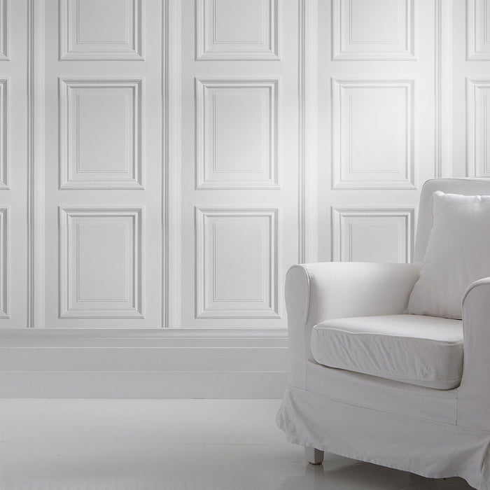 Buy online latest and high quality Panelling Wallpaper from Mineheart | Modern Lighting + Decor