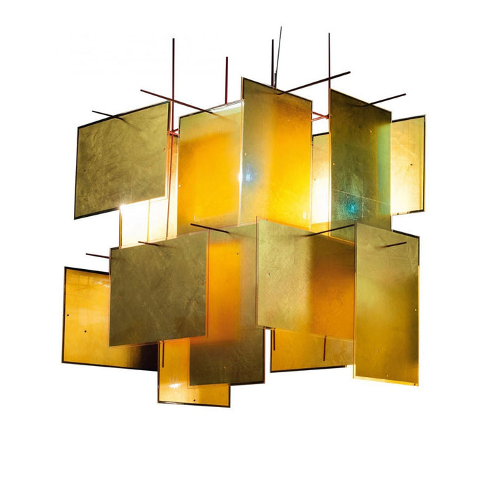 Buy online latest and high quality 1000 Karat Blau Pendant Light from Ingo Maurer | Modern Lighting + Decor