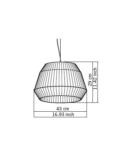 Buy online latest and high quality Loto pendant light from Modoluce | Modern Lighting + Decor