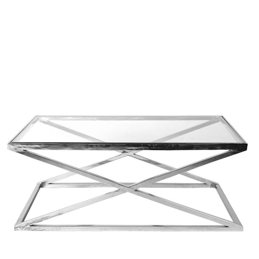 Buy online latest and high quality Criss Cross Coffee Table from Eichholtz | Modern Lighting + Decor