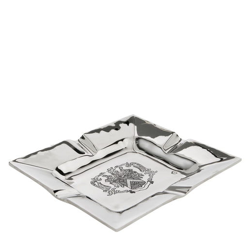 Coat of Arms Ashtray   by Eichholtz | Modern Lighting + Decor