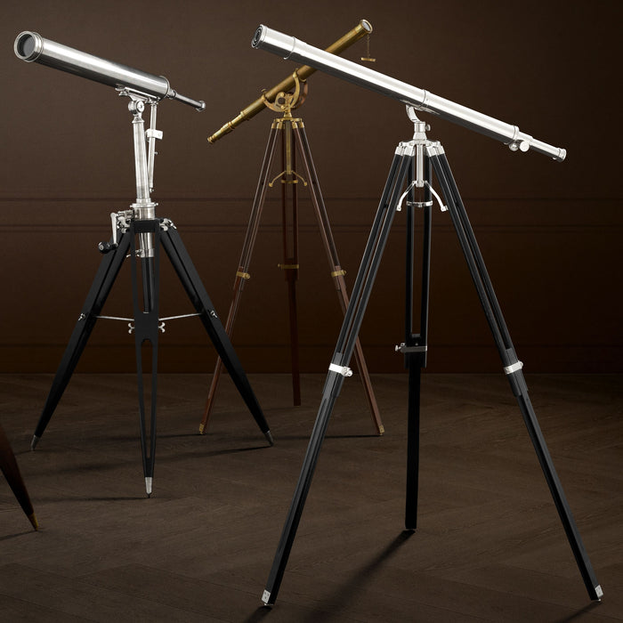 Buy online latest and high quality Maritime Telescope from Eichholtz | Modern Lighting + Decor