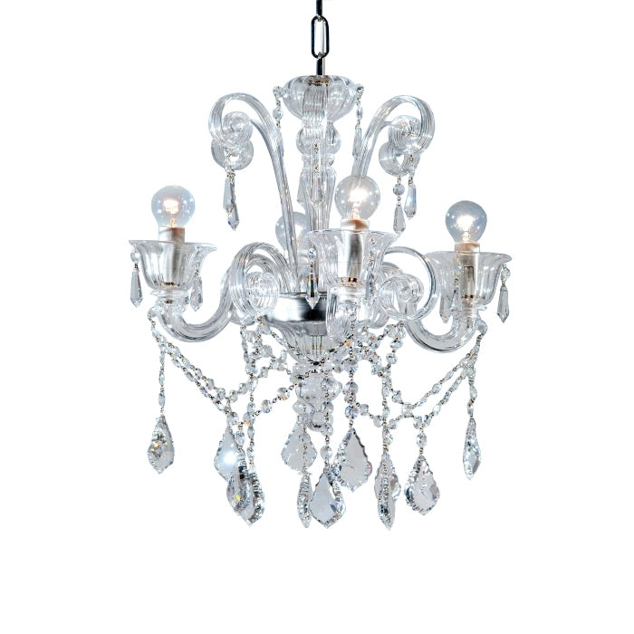 Buy online latest and high quality Magnesio Chandelier from Mazzega 1946 | Modern Lighting + Decor