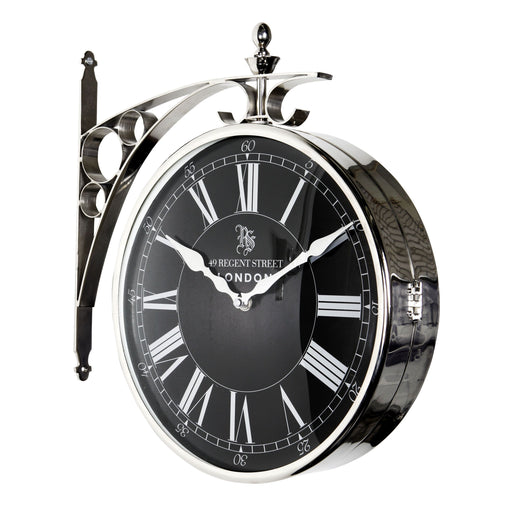 Buy online latest and high quality Regent Street L Clock from Eichholtz | Modern Lighting + Decor