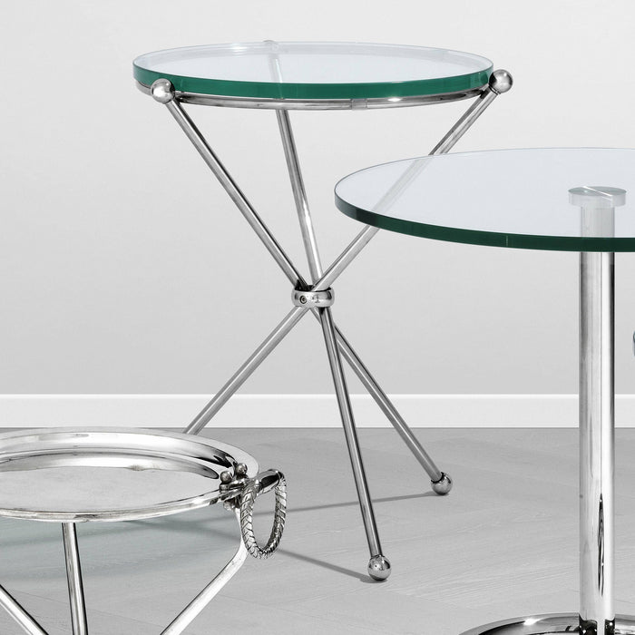 Side Donna Table   by Eichholtz | Modern Lighting + Decor