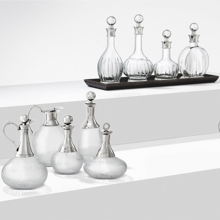 Armagnac set of 4 Decanter   by Eichholtz | Modern Lighting + Decor