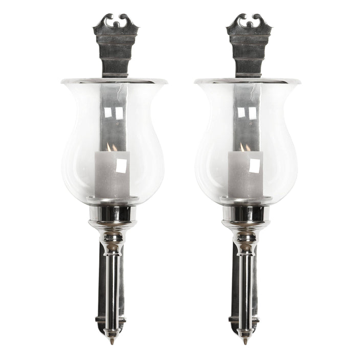 Buy online latest and high quality Wall Lantern Datcha set of 2 from Eichholtz | Modern Lighting + Decor