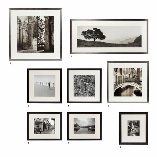 Travelling set of 8 Prints   by Eichholtz | Modern Lighting + Decor