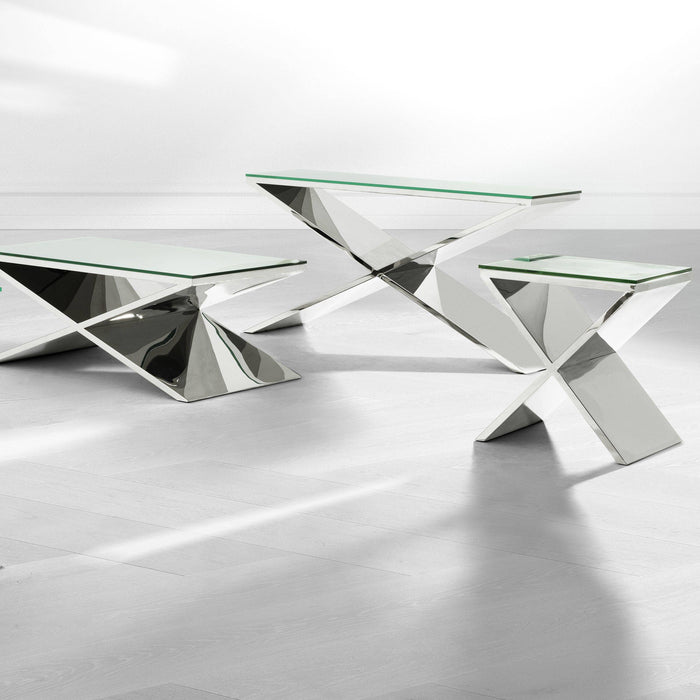 Buy online latest and high quality Side Metropole Table from Eichholtz | Modern Lighting + Decor