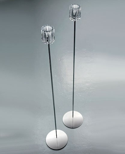 Charlotte Floor Lamp from De Majo | Modern Lighting + Decor