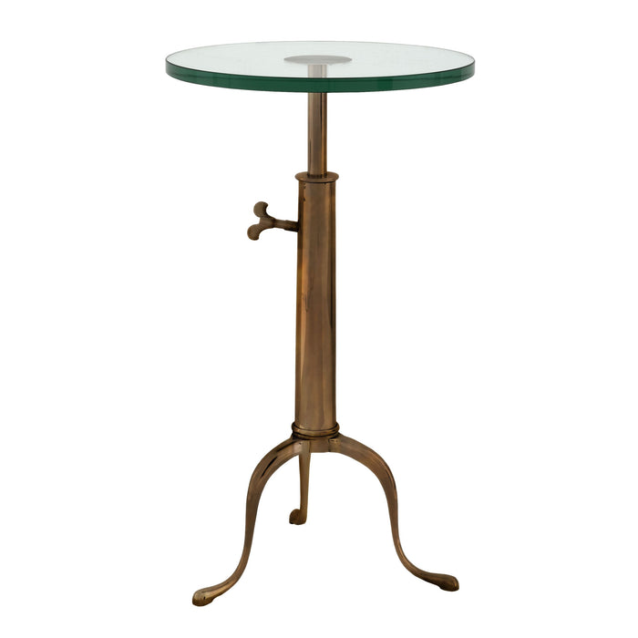 Side Brompton Table   by Eichholtz | Modern Lighting + Decor