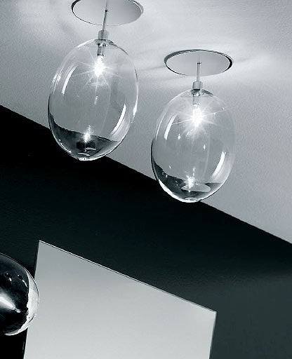 Pro-Secco P1 Ceiling Light from De Majo | Modern Lighting + Decor