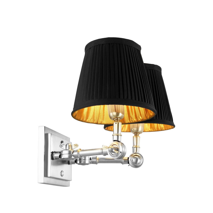 Wentworth Double Wall Lamp
