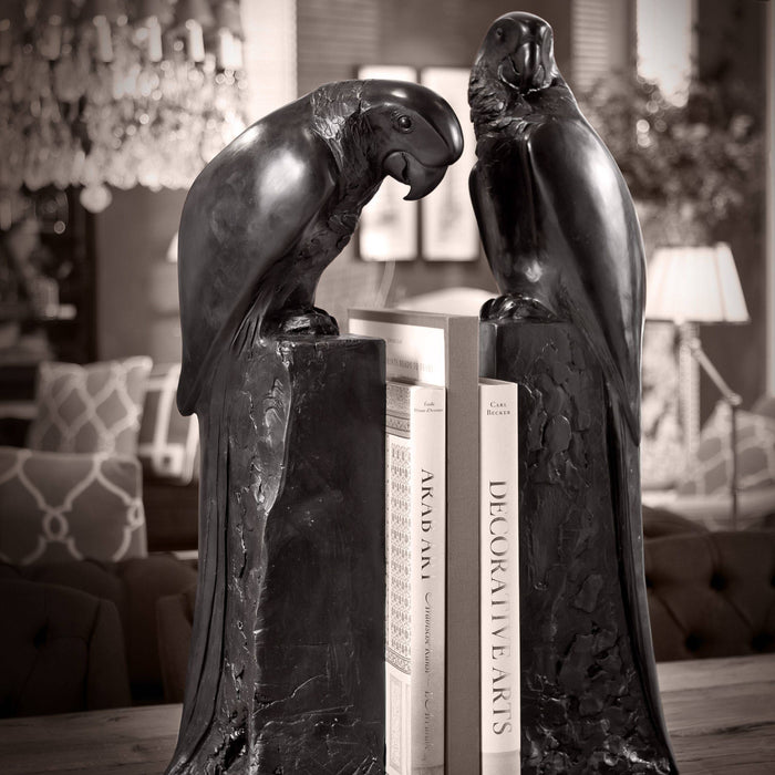 Buy online latest and high quality Perroquet set of 2 Bookend from Eichholtz | Modern Lighting + Decor