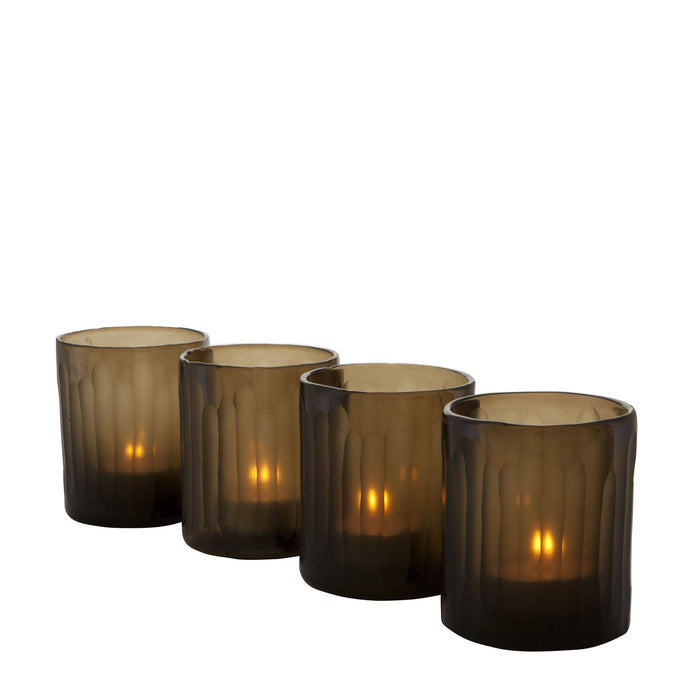Buy online latest and high quality Tealight Astor set of 4 Holder from Eichholtz | Modern Lighting + Decor