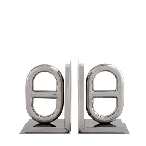 Nevis set of 2 Bookend   by Eichholtz | Modern Lighting + Decor