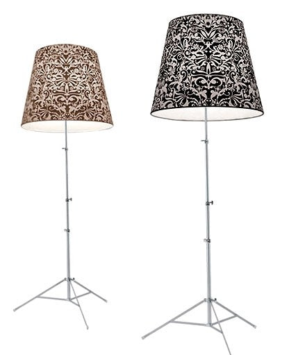 Buy online latest and high quality Gilda ornament floor lamp from Pallucco | Modern Lighting + Decor