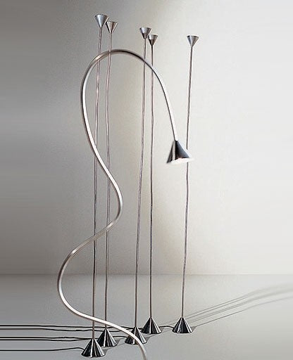Buy online latest and high quality Papiro floor lamp from Pallucco | Modern Lighting + Decor