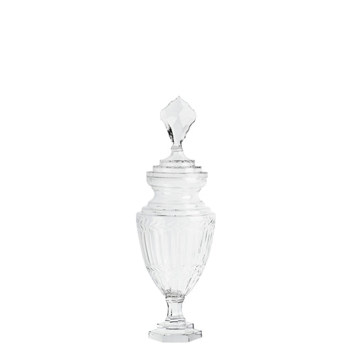 Harcourt Glass S Vase   by Eichholtz | Modern Lighting + Decor