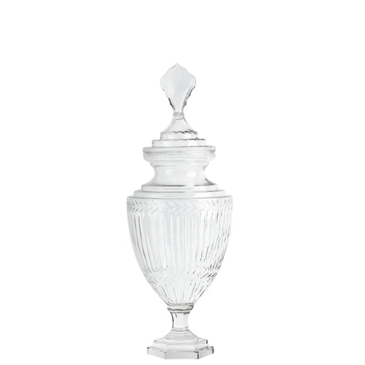 Buy online latest and high quality Harcourt Glass M Vase from Eichholtz | Modern Lighting + Decor