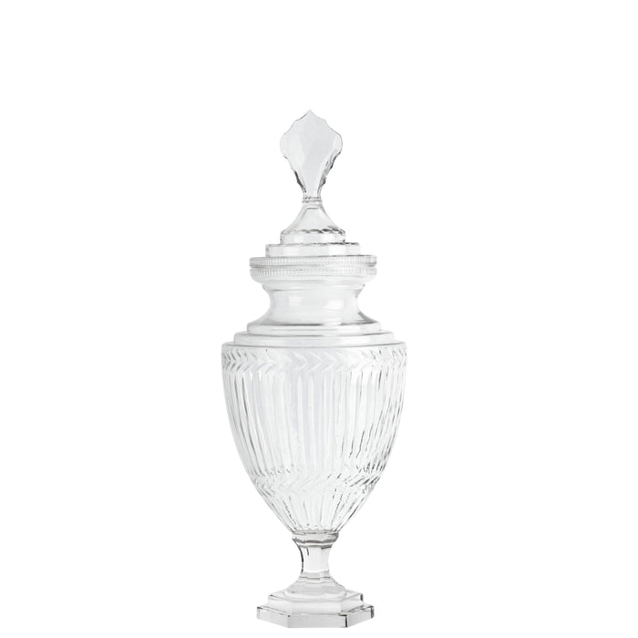 Harcourt Glass M Vase   by Eichholtz | Modern Lighting + Decor