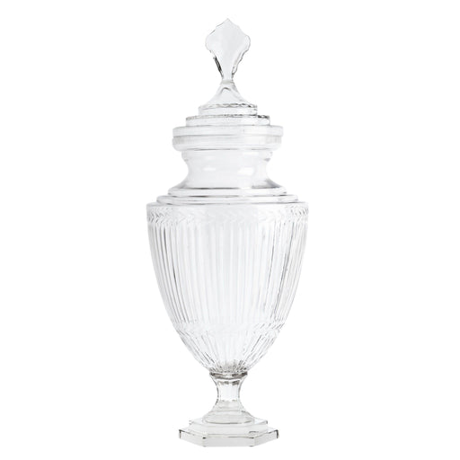 Harcourt Glass L Vase from Eichholtz | Modern Lighting + Decor