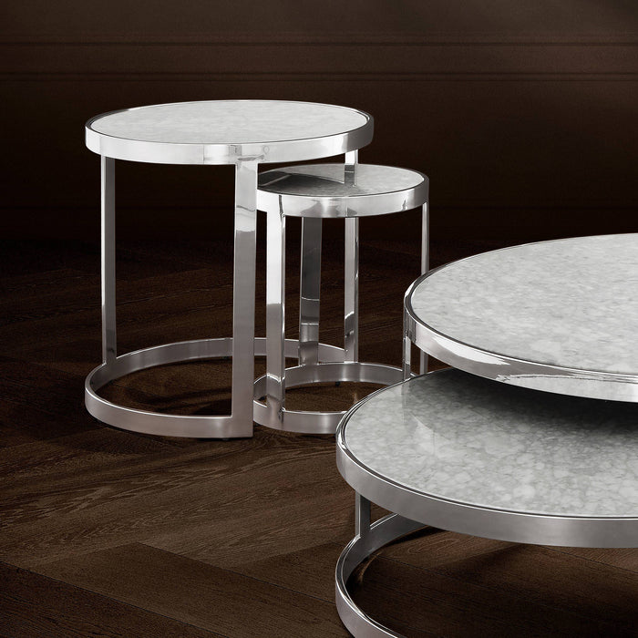 Buy online latest and high quality Side Fletcher set of 2 Table from Eichholtz | Modern Lighting + Decor