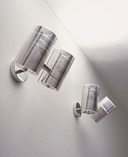 Optical wall sconce from Pallucco | Modern Lighting + Decor
