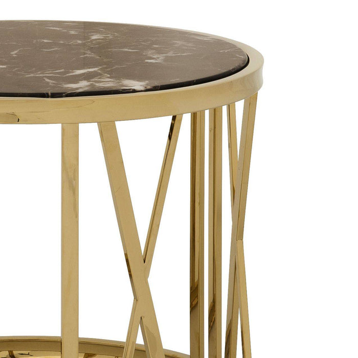Side Baccarat Table from Eichholtz | Modern Lighting + Decor