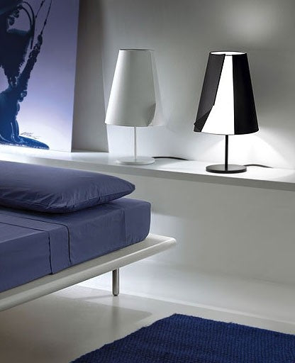 Guardian of Light table lamp from Pallucco | Modern Lighting + Decor