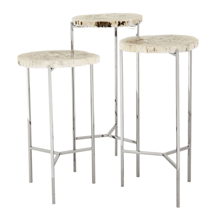 Buy online latest and high quality Side Newson set of 3 Table from Eichholtz | Modern Lighting + Decor