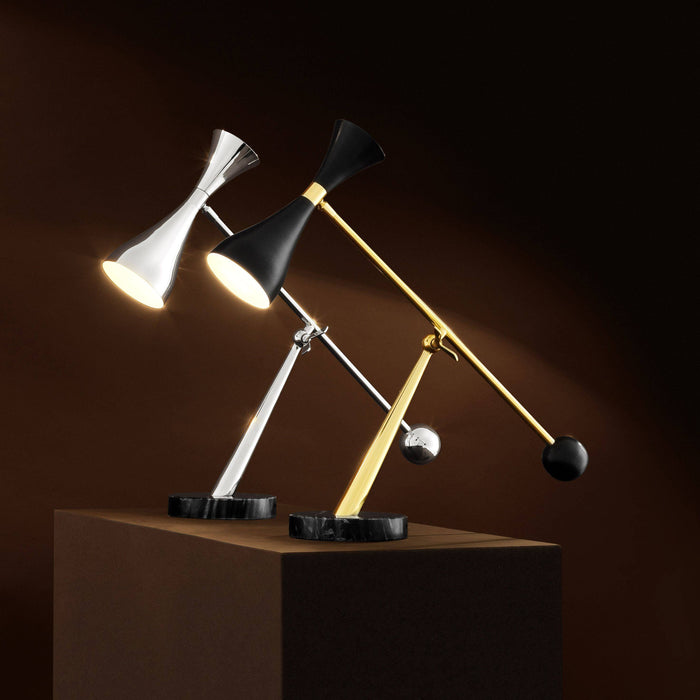 Buy online latest and high quality Desk Cordero Lamp from Eichholtz | Modern Lighting + Decor