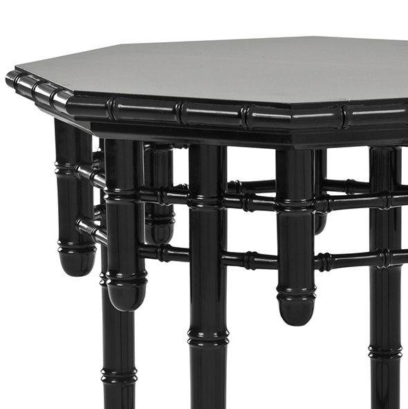 Side Octagonal Table   by Eichholtz | Modern Lighting + Decor