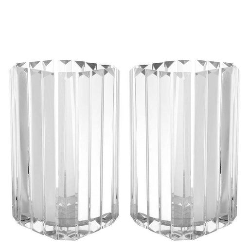 Howell set of 2 Candle Holder   by Eichholtz | Modern Lighting + Decor