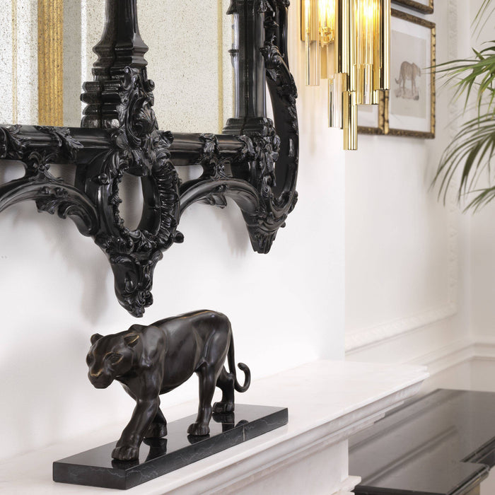 Buy online latest and high quality Panther on marble base from Eichholtz | Modern Lighting + Decor
