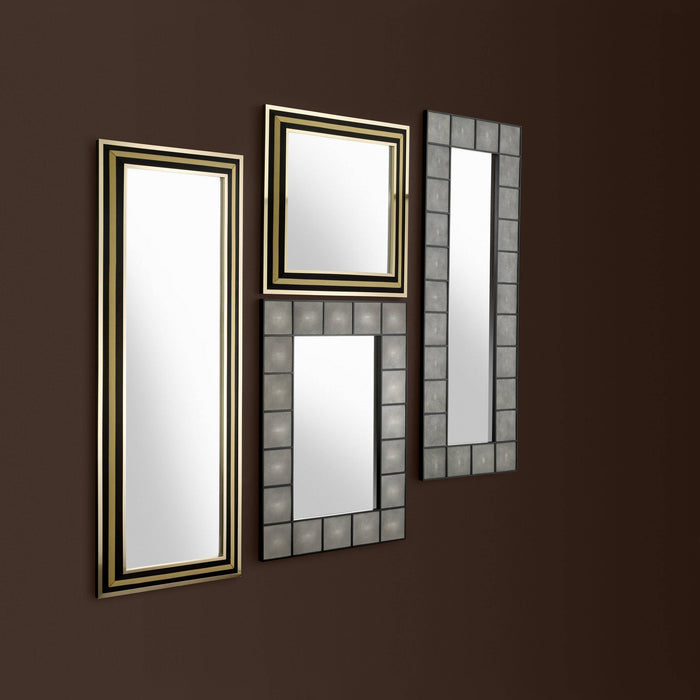 Buy online latest and high quality Shagreen Mirror from Eichholtz | Modern Lighting + Decor