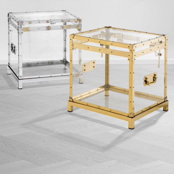 Flightcase Exposed incl stand   by Eichholtz | Modern Lighting + Decor