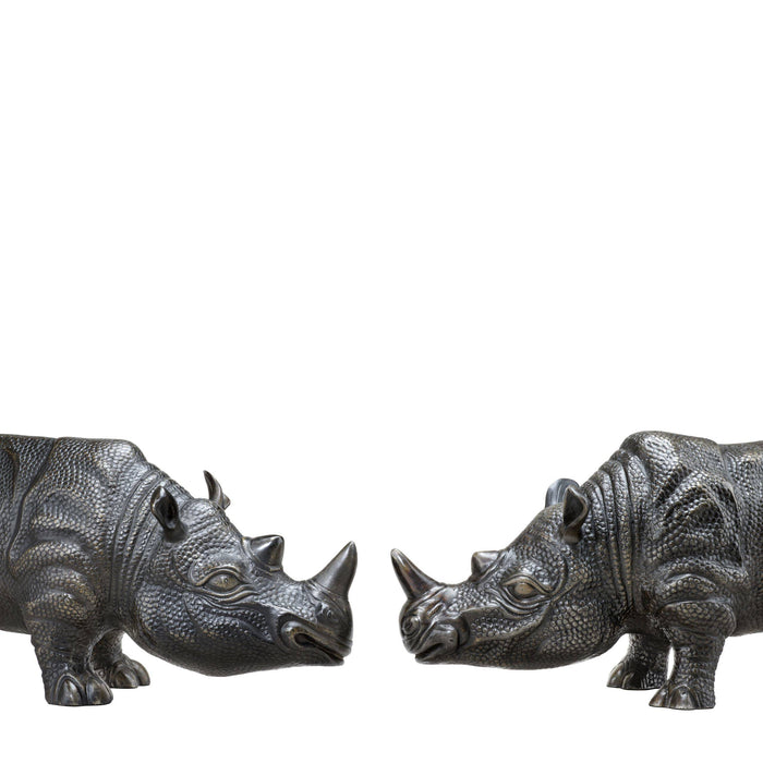 Buy online latest and high quality Rhinoceros set of 2 from Eichholtz | Modern Lighting + Decor