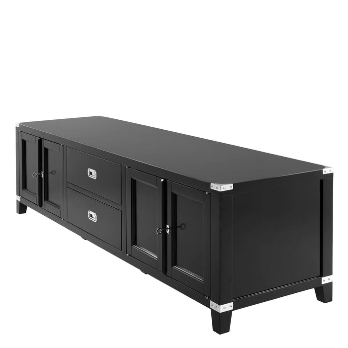Buy online latest and high quality Military TV Cabinet from Eichholtz | Modern Lighting + Decor