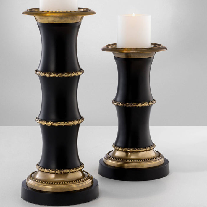 Mamounia M Candle Holder   by Eichholtz | Modern Lighting + Decor