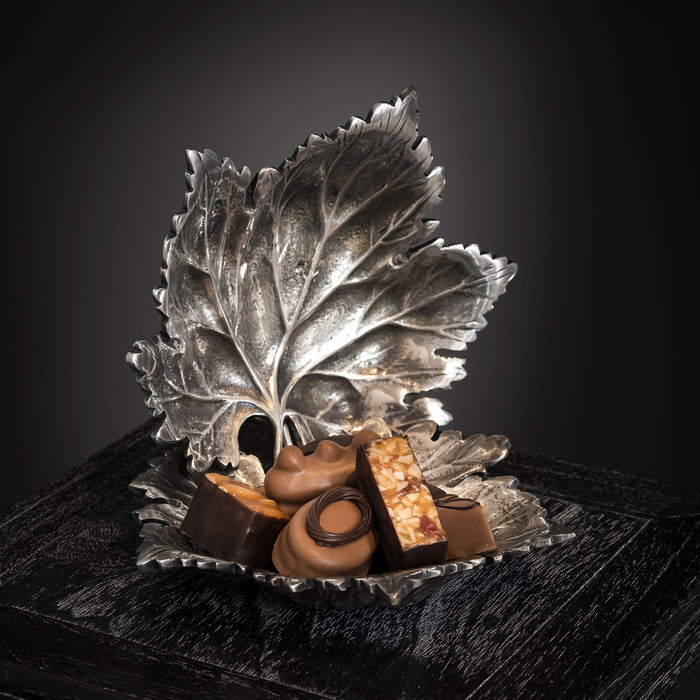 Maple Leaf Tray   by Eichholtz | Modern Lighting + Decor