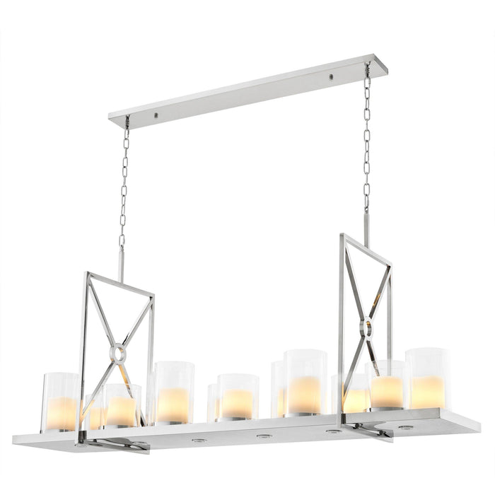 Buy online latest and high quality Summit Chandelier from Eichholtz | Modern Lighting + Decor