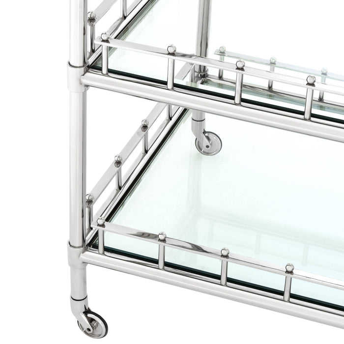 Buy online latest and high quality Scarlett Trolley from Eichholtz | Modern Lighting + Decor