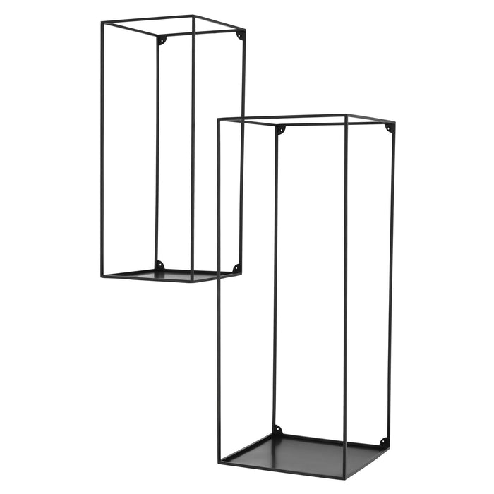 Buy online latest and high quality Wall Rack Deco set of 2 from Eichholtz | Modern Lighting + Decor