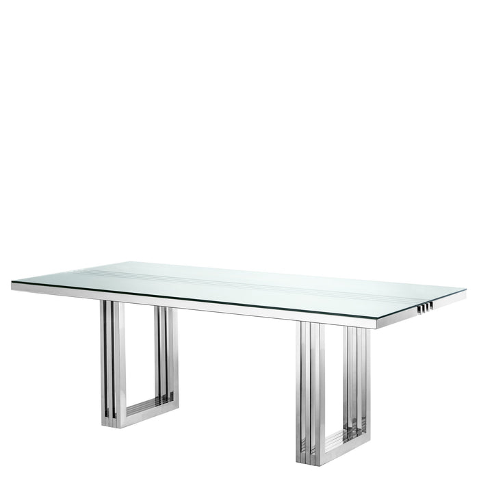 Buy online latest and high quality Garibaldi Dining Table from Eichholtz | Modern Lighting + Decor