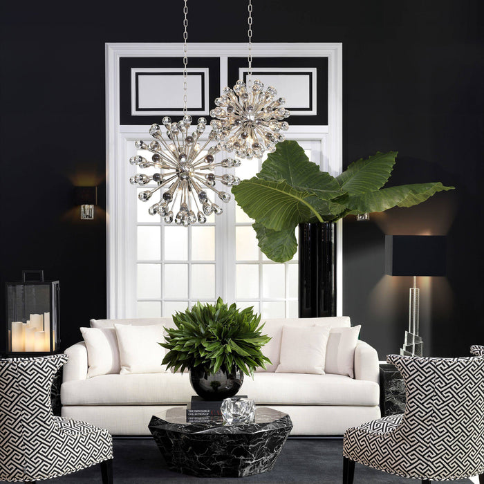 Buy online latest and high quality Antares L- UL Chandelier from Eichholtz | Modern Lighting + Decor