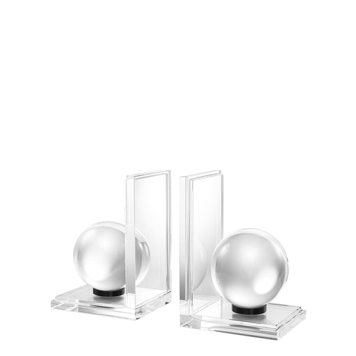 Lunda set of 2 Bookend   by Eichholtz | Modern Lighting + Decor