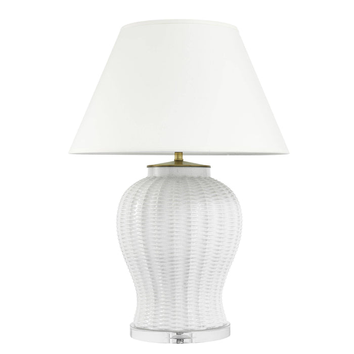Buy online latest and high quality Fort Meyers Table Lamp from Eichholtz | Modern Lighting + Decor